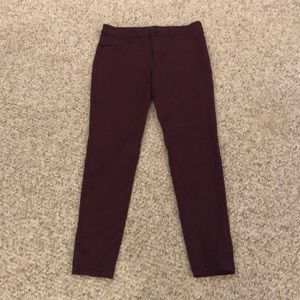 Liverpool Jean company dress pant legging Sz 8